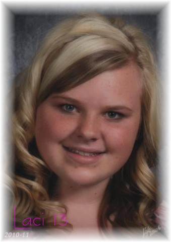 Laci 8th grade