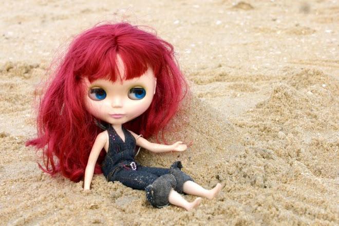 Beach Babe, Edithvale VIC, 2008