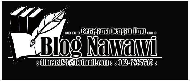 Blog Nawawi