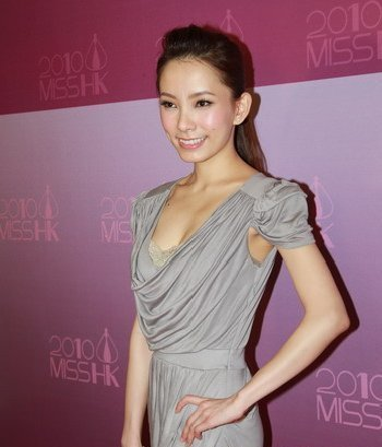 2nd Round of Miss Hong Kong 2010 Auditions  Barbie and Tianna most    Joey Wong Daughter