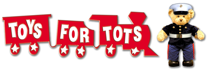 Marine Toys For Tots Foundation Logo : Davenport autopark toys for tots campaign