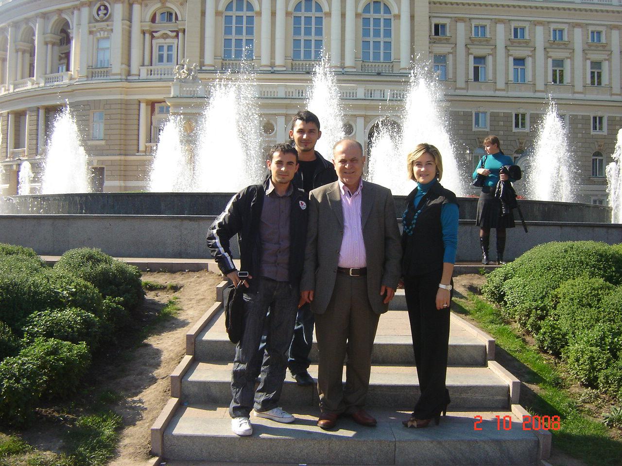 öğrenci Velisi'de Odesada