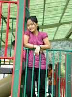 salah satu sudut playground