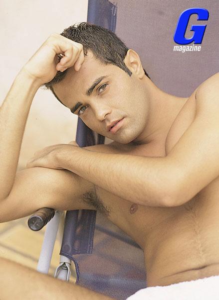 G Magazine Rodrigo