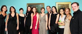 Italians enjoy the Addison's treasures in Venice