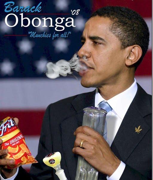 bin laden smoking weed. arack obama smoking weed.