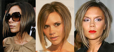 Victoria beckham bob hairstyle 2010