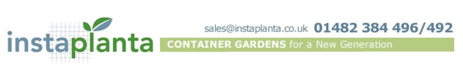 Instaplanta - Container Gardens for a New Generation