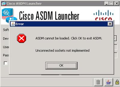 Cisco ASDM