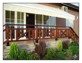 Barandillas de exterior e interior de madera - Barandillas de madera para exterior ...