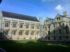Mansfield college Oxford 2007