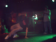 20º FESTIVAL DE HIP HOP ZUMBI- BREAK - Regia.