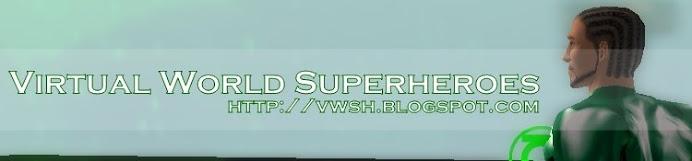 Virtual World Super Heroes