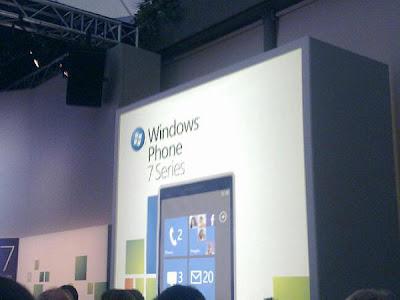 windows mobile 7 series