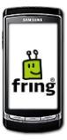 i8910 fring app screenshot