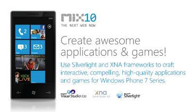 windows 7 series mobile sdk