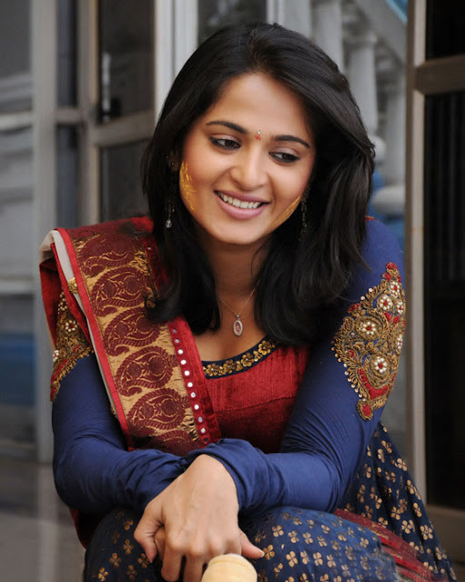 Anushka Shetty best Actress