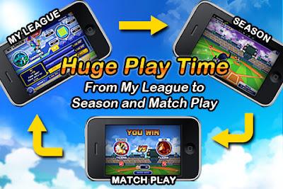 Baseball Superstars 2011 for iPhone