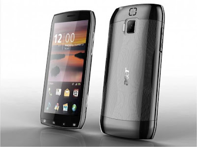 Acer android phone 4.8 inches