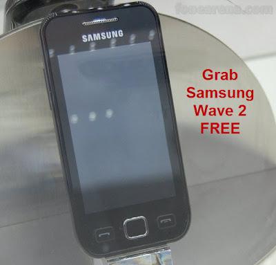 Free Samsung Wave 2