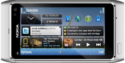 nokia n8 metal detector app