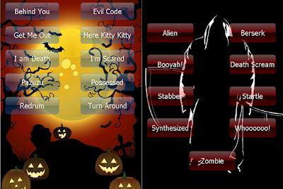 iSpooky windows app
