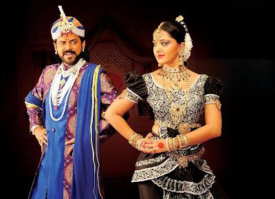 Nagavalli Anushka and Venkatesh