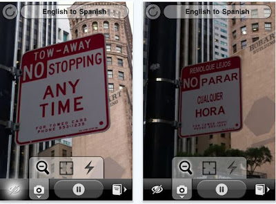 word lens translator app for iPhone