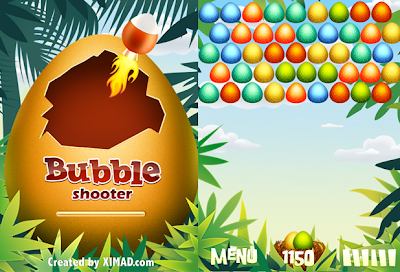 Bubble shooter for windows mobile