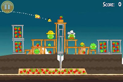 Angry birds updated