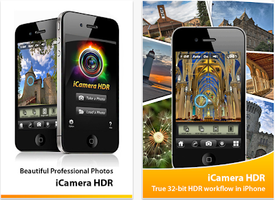 iCamera HDR for iPhone