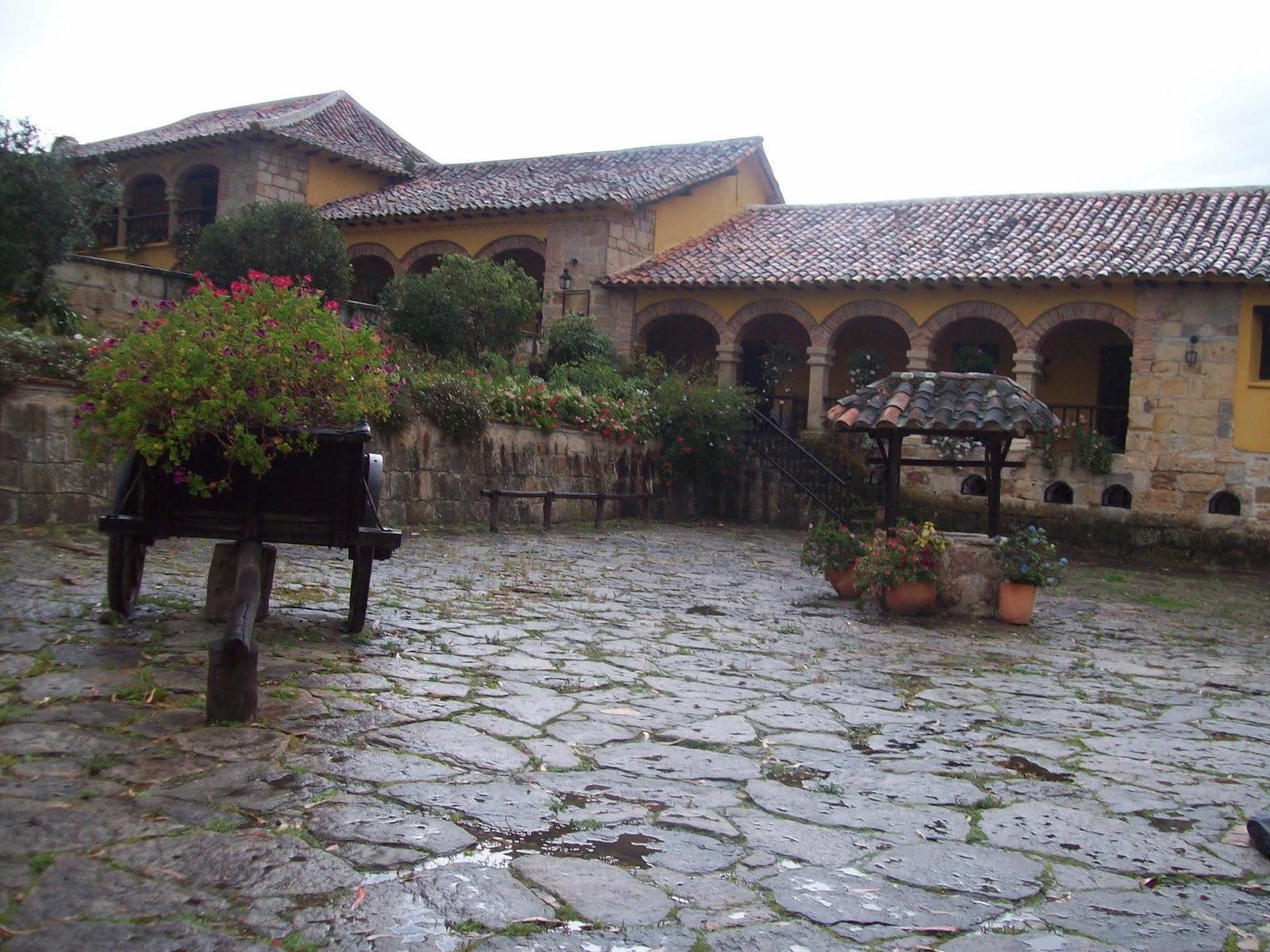 MUSEO VIRTUAL PAIPA: Casona El Salitre