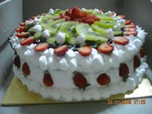 KEK HARIJADI / B'DAY CAKE
