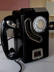 Teléfono de fichas