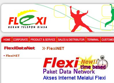 Internet Gratis Telkom Flexi | BUNGA BANGSAKU