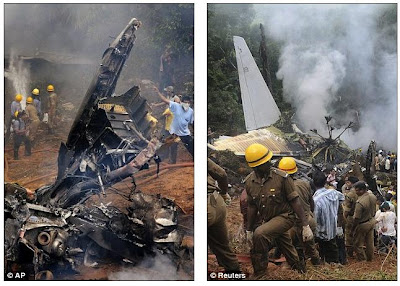 Site Blogspot   Mattress on Air India Crash Kills 158 People After Plane Overshoots  Table Top