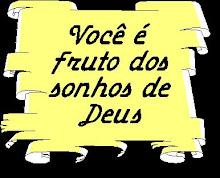 SONHO DE DEUS
