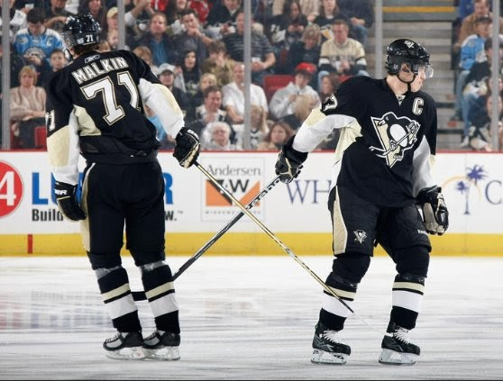 Why Was Malkin Sent To Locker Room