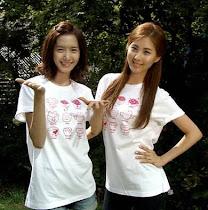 ▶ Yoona and Seohyun! ❤