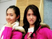 ▶ Yuri and Yoona! ♥