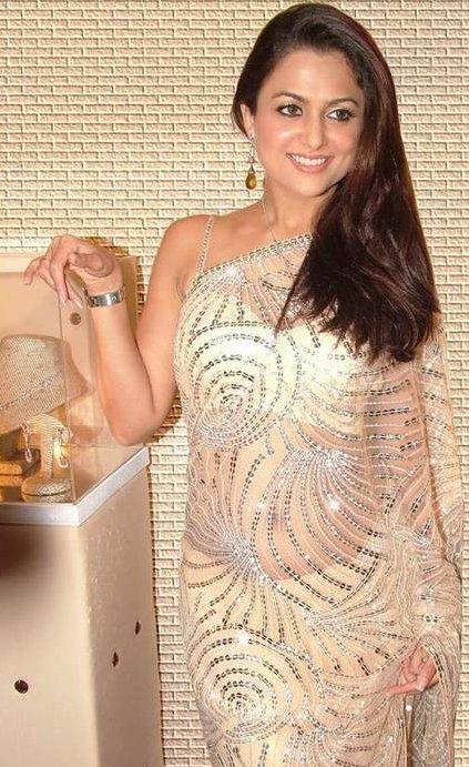 amrita rao in saree actress pics