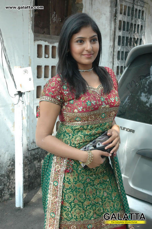 Monica at Muthukku Muthaga Audio Launch photos gallery pictures