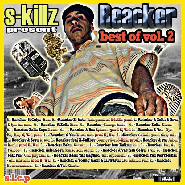 s-killz present reacker besto fo volume 2