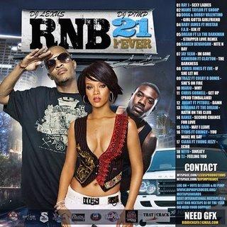 DJ Lexus & DJ Pimp - R&B Fever Vol. 21