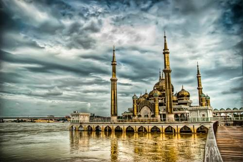 Nice Place A TERENGGANU: Masjid Kristal