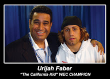 UFC Chanmpion Urijah Fabor
