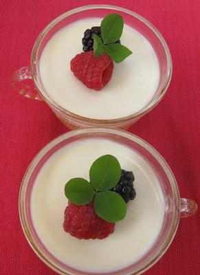 Perfect Panna Cotta Recipe — Dishmaps