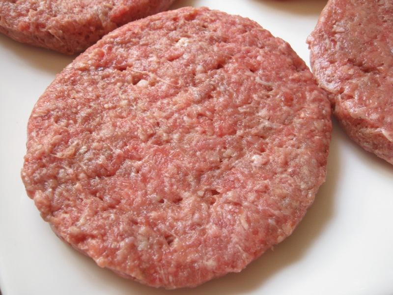 how to prepare homemade hamburger patties