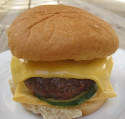 how to make your own beef burger patties
