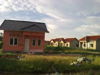 Rumah Banjarbaru Tipe 36